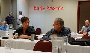 First da early morn