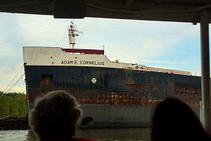 Huron ocean going ship