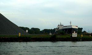 Huron ship aggregate idle speed