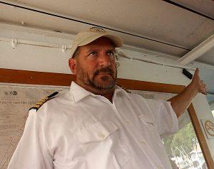 Lake Erie captain